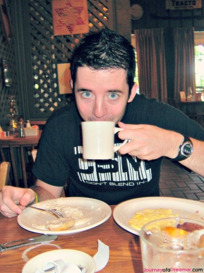 cracker barrel coffee