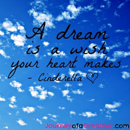 dream wish cinderella heart