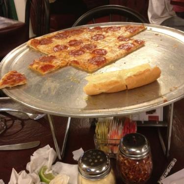 Stefanina's Pepperoni Pizza