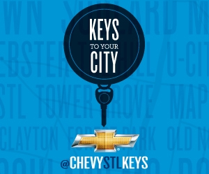 Chevy Keys to St Louis