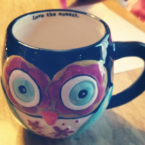 Natural Life Owl Mug from Altar'd State