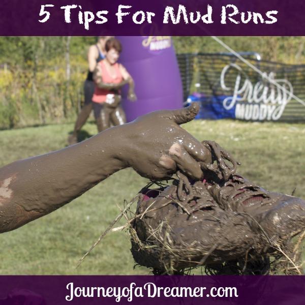 5 Tips for Mud Runs