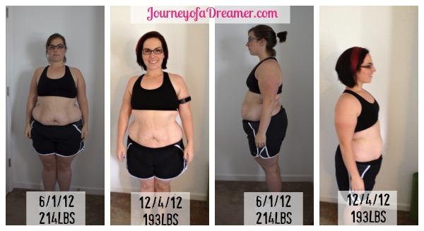 6 month CrossFit Progress Pictures