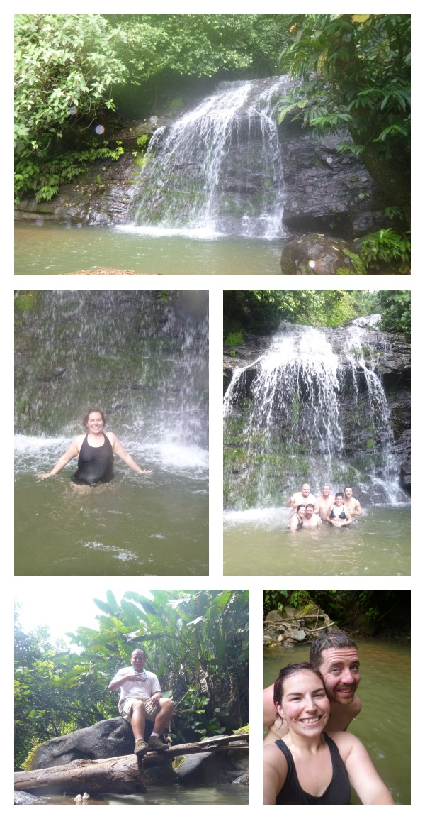 waterfallcollage