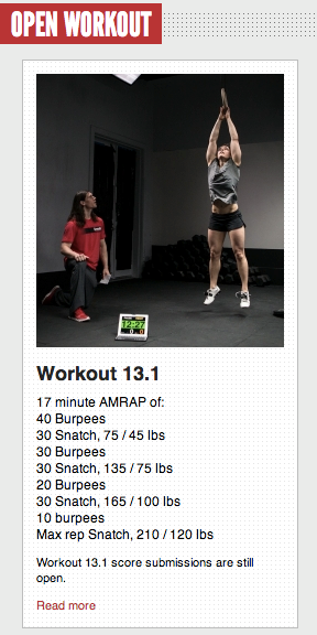 workout13.1