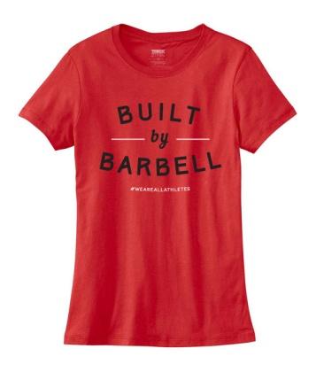 barbell-ladiesshirt