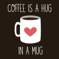 coffee hugs